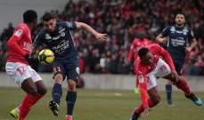 الليغ 1 : نيم يجر مونبيلييه للتعادل 1 - 1