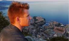 نيكو هالكنبرغ يؤكّد على شعوره بالراحة في موناكو