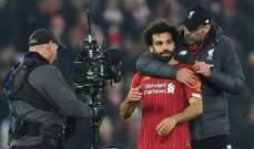 كلوب: تأثير صلاح في العالم العربي يتخطى كونه لاعب كرة قدم