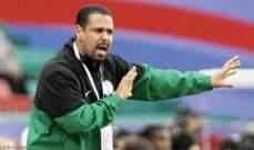 يوسف عنبر يعلن قائمة المنتخب السعودي لبطولة غرب آسيا