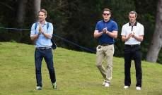 جماهير توتنهام تشكو حجز بايل لمكان في بطولة غولف لدانيال ليفي