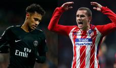 هل يحتاج برشلونة وريال إلى غريزمان ونيمار؟