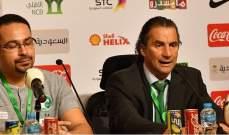 بيتزي: الاخضر قدم مباراة جيدة خلال ودية بوليفيا وراض عن النتيجة