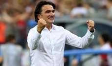 داليتش يؤكد رغبته بالإستمرار مع كرواتيا