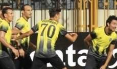 الدوري المصري: المقاولون يتخطى اف سي مصر بثلاثية