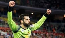 مونديال اليد: حارس اسبانيا رجل المباراة امام فرنسا