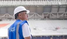 مورينيو معجب باستعدادات قطر لاستضافة مونديال 2022
