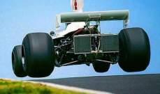 نعم، سيارات الفورمولا 1 كانت تطير في السبعينات