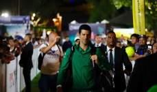 بطولة دبي: ديوكوفيتش يودع منافسات الزوجي وفونيني الفردي