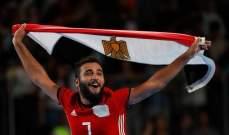 مصر تدخل التاريخ باحرازها ميدالية برونزية في كرة القدم امام الارجنتين