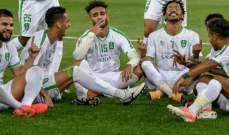 الأهلي يسقط إستقلال طهران ويحقق فوزه الأول بدوري الأبطال