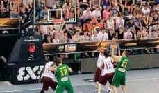 الغرافة يتوج بلقب بطولة 3× 3 للأندية لكرة السلة القطرية