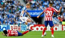 بطولة إسبانيا: ريال سوسييداد لتأكيد مفاجأته على أرض ريال مدريد