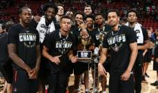بورتلاند يحرز لقب الدوري الصيفي في NBA