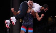 طوكيو 2020: المصري محمد ابراهيم يحرز برونزية المصارعة اليونانية