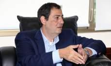 رئيس اتحاد كرة السلة أكرم الحلبي يهنئ وزير الشباب والرياضة