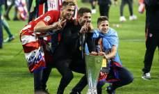 اتلتيكو مدريد يتعاقد مع نجل سيميوني