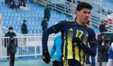 النصر الاماراتي يضم الأوزبكي خامداموف لاعب باختاكور