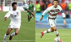 كأس أوروبا: دائي جاهز للتنازل لرونالدو عن عرش الهدافين
