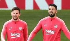 قائمة برشلونة لمواجهة اليونايتد في دوري الأبطال