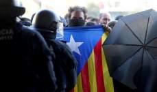 شرطة كتالونيا: الاحتجاجات لن تؤثر على الكلاسيكو
