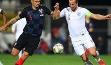 مدرب كرواتيا: نحتاج للفوز ولوفرين يؤكد جاهزيته