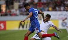 كأس الاتحاد الاسيوي : فوز صعب للزوراء العراقي على المنامة البحريني