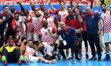 البطولة العربية لليد : الوحدة يُطيح بحامل اللقب الترجي من ربع النهائي