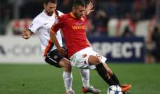 أهم إحصاءات مباراة شاختار دونيتسك - روما