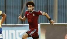 عمر جابر يمدد عقده مع بيراميدز لغاية 2024