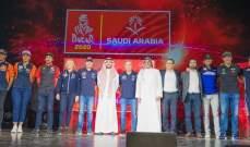 """نجوم """"رالي داكار"""" العالمي متشوقون لإقامة السباق في السعودية"""