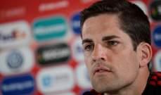مدرب المنتخب الاسباني سيتواجد في مباراة برشلونة