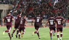 19 هدفاً في الاسبوع الاول من الدوري اللبناني لكرة القدم