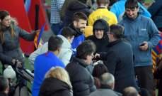 برشلونة بدا عملية البحث عن بديل بيكيه