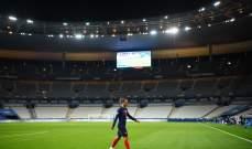 غريزمان يستعيد ذكريات الماضي بعد الفوز على كرواتيا