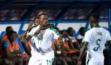 السنغال تحقق بداية قوية في كاس افريقيا امام تنزانيا