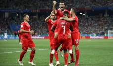 كوستاريكا تجرّ سويسرا الى التعادل والاخيرة تضرب موعداً مع السويد