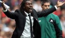 الإتحاد السنغالي لكرة القدم يُجدّد عقد المدرب أليو سيسيه