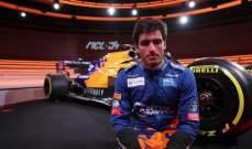 كارلوس ساينز يتكلم عن مسيرته في الفورمولا 1