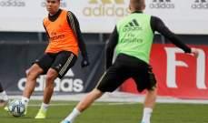 ريال مدريد سيرتدي قميصه الثالث في مواجهة اسبانيول