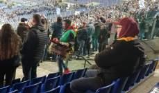 فيديو: بورتو يتغنى بجماهيره في معقل روما