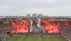 ليغيا وارسو يحسم لقب الدوري البولندي بعد احداث مجنونة