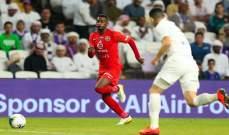 الدوري الاماراتي:شباب الأهلي دبي يبتعد في الصدارة وتعادل الفجيرة وعجمان