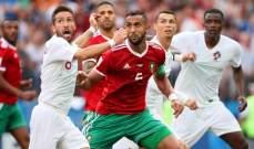 بنعطية : كنا الطرف الافضل أمام البرتغال