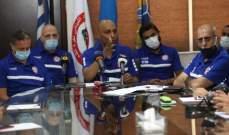قبيسي يثني على تعيين جمال طه مدربا لمنتخب لبنان