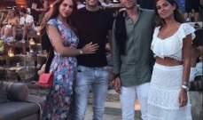 بارترا وروبيرتو معاً على شواطئ اليونان