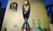 تصنيف الأندية المتأهلة لمجموعات دوري ابطال افريقيا