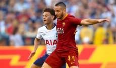 مانشستر يونايتد يقدم عرضا لمدافع روما مانولاس