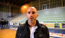 خاص- مروان خليل : المباراة امام المتحد كانت صعبة