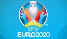 جدول مباريات الجولة الأولى من دور المجموعات ليورو2020